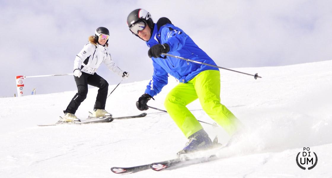 Ski con PODIUM