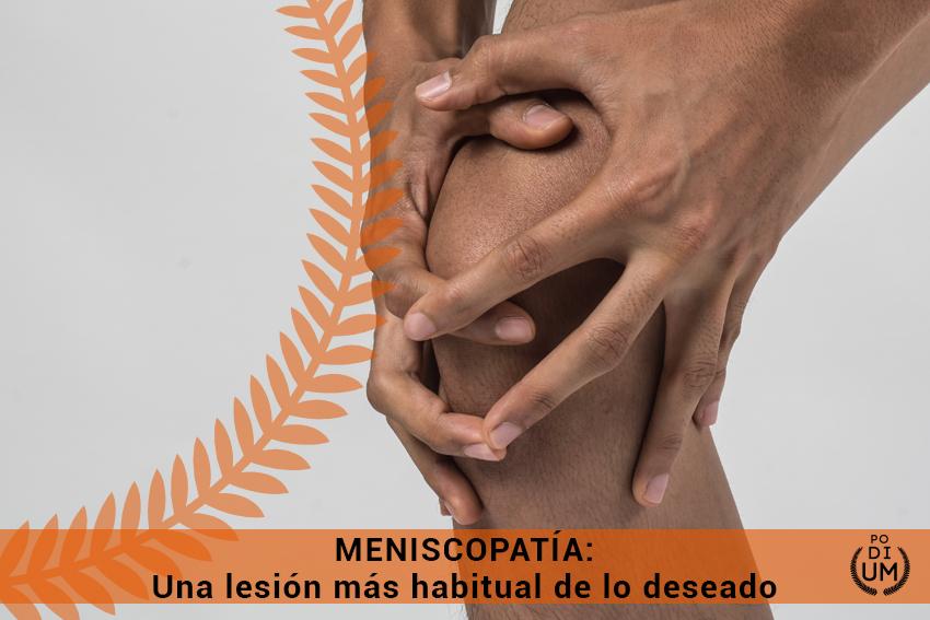 Meniscopatía