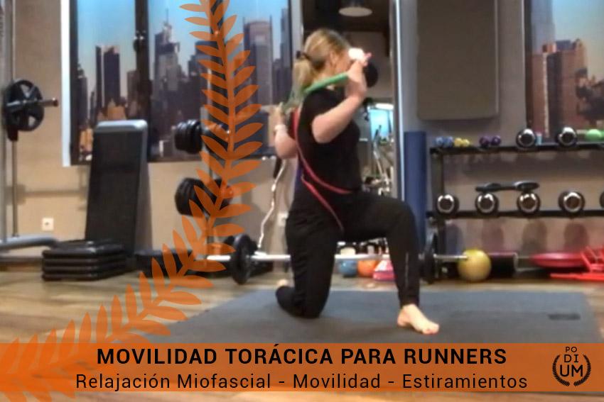 Movilidad Torácica Runners